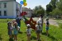 Акции к 75 –й годовщине Победы в Великой Отечественной  войне  и Парада Победы.