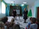 «Библиотека»  в гостях у малышей детского сада