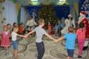 Новогоднее представление для детей - инвалидов и детей из малообспеченных семей