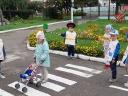 Учим правилам дорожного движения